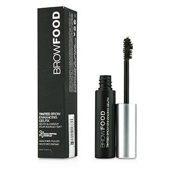 LashFood BrowFood Tinted Brow Enhancing Gelfix - # Dark Brunette  6ml/0.2oz