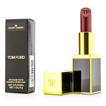 Tom Ford Lip Color Matte - # 08 Velvet Cherry  3g/0.1oz