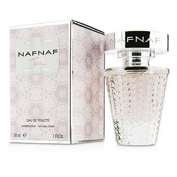 Naf-Naf Too Eau De Toilette Spray  30ml/1oz
