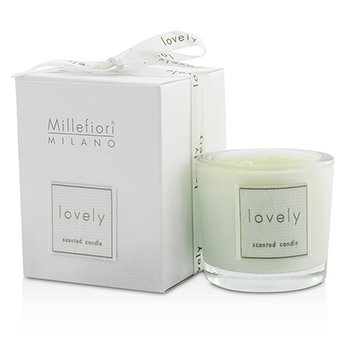 Millefiori Lovely Candle In Bicchiere - Verde  60g/2.11oz