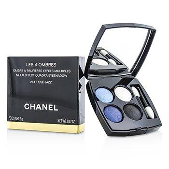 Chanel Les 4 Ombres Quadra Eye Shadow - No. 244 Tisse Jazz  2g/0.07oz