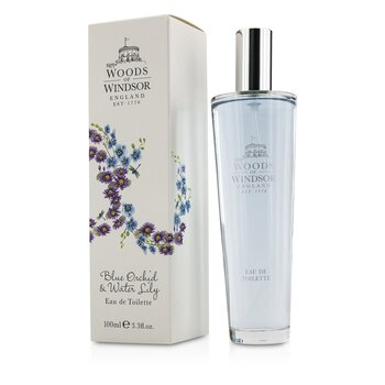 Woods Of Windsor Blue Orchid & Water Lily Eau De Toilette Spray  100ml/3.3oz
