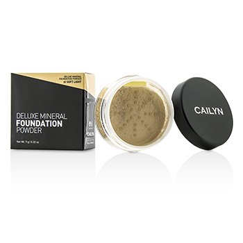 Cailyn Deluxe Mineral Foundation Powder - #02 Soft Light  9g/0.32oz
