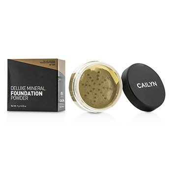 Cailyn Deluxe Mineral Foundation Powder - #07 Tan  9g/0.32oz
