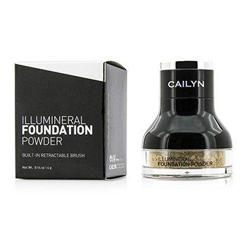 Cailyn Illumineral Foundation Powder - #06 Warm Tan  4g/0.14oz