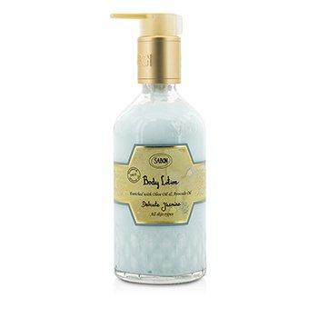 Sabon Body Lotion - Delicate Jasmine (With Pump)  200ml/7oz