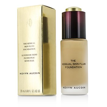 Kevyn Aucoin The Sensual Skin Fluid Foundation - # SF04  20ml/0.68oz