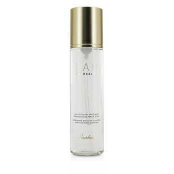 Guerlain Pure Radiance Cleanser - Eau De Beaute Refreshing Micellar Solution  200ml/6.7oz