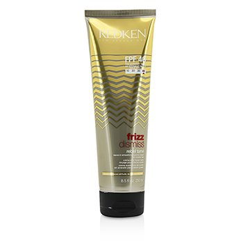 Redken Frizz Dismiss FPF40 Rebel Tame Leave-In Smoothing Control Cream (For Coarse Hair)  250ml/8.5oz