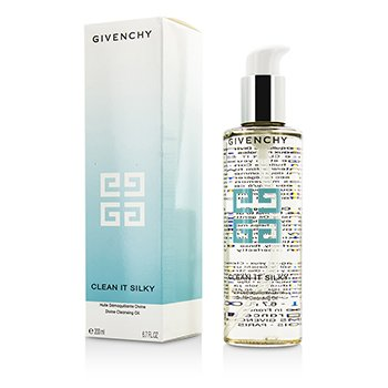 Givenchy Clean It Silky Divine Cleansing Oil  200ml/6.7oz