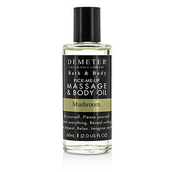 Demeter Mushroom Massage & Body Oil  60ml/2oz