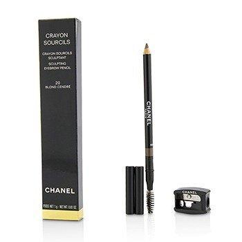 Chanel Crayon Sourcils Sculpting Eyebrow Pencil - # 20 Blond Cendre  1g/0.03oz