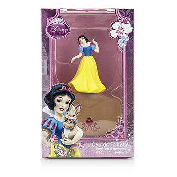 Air Val International Disney Snow White Eau De Toilette Spray (3D Rubber Edition)  50ml/1.7oz