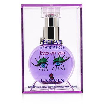 Lanvin Eclat D'Arpege Eau De Parfum Spray (Eyes On You Limited Edition)  50ml/1.7oz