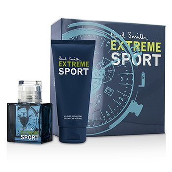 Paul Smith Extreme Sport Coffret: Eau De Toilette Spray 50ml/1.7oz + Shower Gel 100ml/3.3oz  2pcs