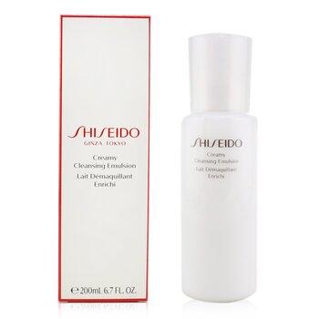 Shiseido Creamy Cleansing Emulsion  200ml/6.7oz