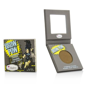 TheBalm BrowPow Eyebrow Powder - #Light Brown  0.85g/0.03oz