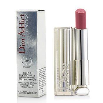 Christian Dior Dior Addict Hydra Gel Core Mirror Shine Lipstick - #266 Delight  3.5g/0.12oz