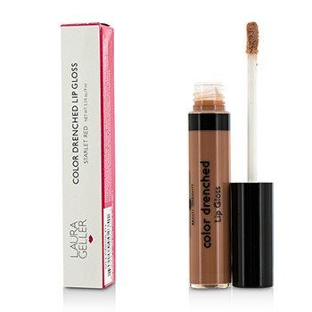 Laura Geller Color Drenched Lip Gloss - #Milk Shake  9ml/0.3oz
