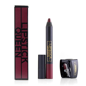 Lipstick Queen Cupid's Bow Lip Pencil With Pencil Sharpener - # Apollo (Slinky, Sensuous Wine)  2.2g/0.07oz