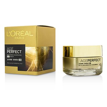 L'Oreal Age Perfect Restoring Nourishing Day Cream  50ml/1.69oz