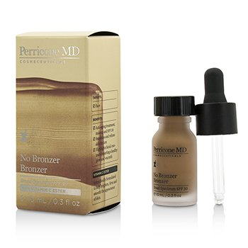 Perricone MD No Bronzer Bronzer SPF30  10ml/0.3oz