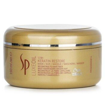 Wella SP Luxe Oil Keratin Restore Mask (Reconstructs Hair Fiber)  150ml/5oz