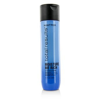 Matrix Total Results Moisture Me Rich Glycerin Shampoo (For Hydration)  300ml/10.1oz