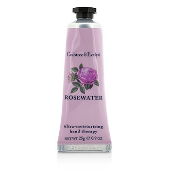 Crabtree & Evelyn Rosewater Ultra-Moisturising Hand Therapy  25g/0.9oz