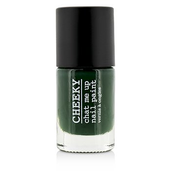 Cheeky Chat Me Up Nail Paint - Moss-Behaving  10ml/0.33oz