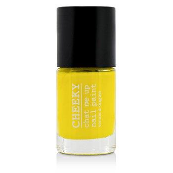 Cheeky Chat Me Up Nail Paint - Lemon Tart  10ml/0.33oz