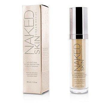 Urban Decay Naked Skin Weightless Ultra Definition Liquid Makeup - #3.5  30ml/1oz