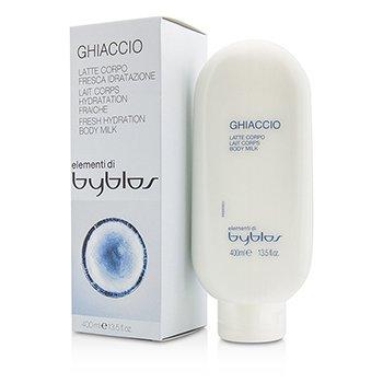 Byblos Ghiaccio Fresh Hydration Body Milk  400ml/13.5oz