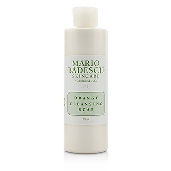 Mario Badescu Orange Cleansing Soap - For All Skin Types  236ml/8oz