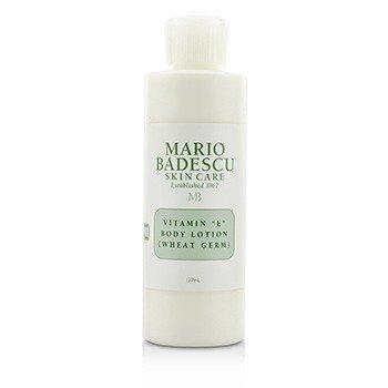 Mario Badescu Vitamin E Body Lotion (Wheat Germ) - For All Skin Types  177ml/6oz