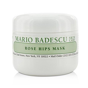 Mario Badescu Rose Hips Mask - For Combination/ Dry/ Sensitive Skin Types  59ml/2oz