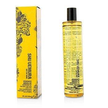 Shu Uemura Essence Absolue Nourishing Oil (For Body and Hair)  100ml/3oz
