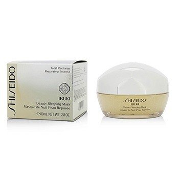 Shiseido IBUKI Beauty Sleeping Mask  80ml/2.8oz
