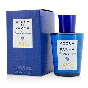Acqua Di Parma Blu Mediterraneo Cedro Di Taormina Invigorating Shower Gel  200ml/6.7oz