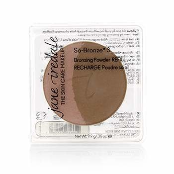 Jane Iredale So Bronze 3 Bronzing Powder Refill  9.9g/0.35oz