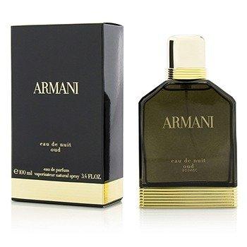 Giorgio Armani Armani Eau De Nuit Oud Eau De Parfum Spray  100ml/3.4oz