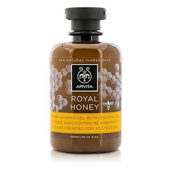 Apivita Royal Honey Creamy Shower Gel With Essential Oils  300ml/10.14oz