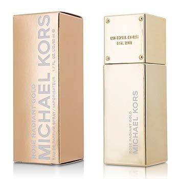 Michael Kors Rose Radiant Gold Eau De Parfum Spray  50ml/1.7oz