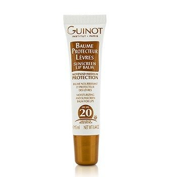 Guinot Baume Protecteur Levres Moisturizing And Sunscreen Balm For Lips SPF20  15ml/0.44oz