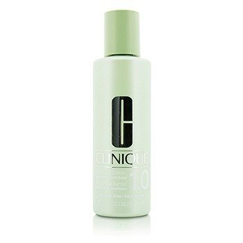 Clinique Clarifying Lotion 1.0 Twice A Day Exfoliator (Formulated for Asian Skin)  400ml/13.5oz