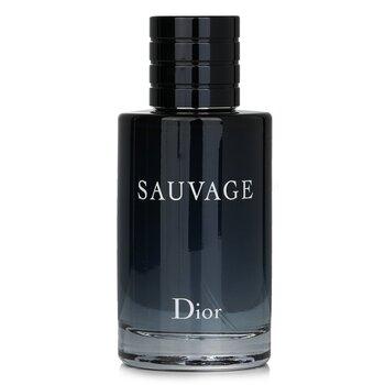 Christian Dior Sauvage Eau De Toilette Spray  100ml/3.4oz