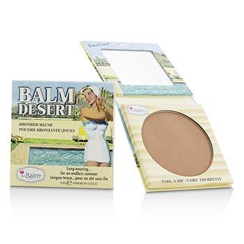 TheBalm Balm Desert Bronzer/Blush  6.39g/0.225oz