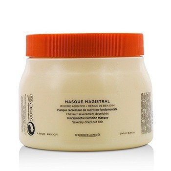 Kerastase Nutritive Masque Magistral Fundamental Nutrition Masque (Severely Dried-Out Hair)  500ml/16.9oz