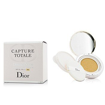 Christian Dior Capture Totale Dreamskin Perfect Skin Cushion SPF 50  With Extra Refill - # 010  2x15g/0.5oz