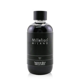 Millefiori Natural Fragrance Diffuser Refill - Nero  250ml/8.45oz
